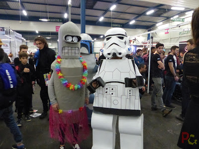 Cosplay Lego Star Wars